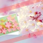 保育園でお花見!お部屋の中でも楽しめるお花見ごっこで遊ぼう!