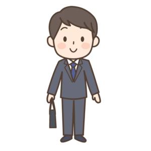 面接時の服装(男性)