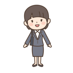 面接時の服装(女性)
