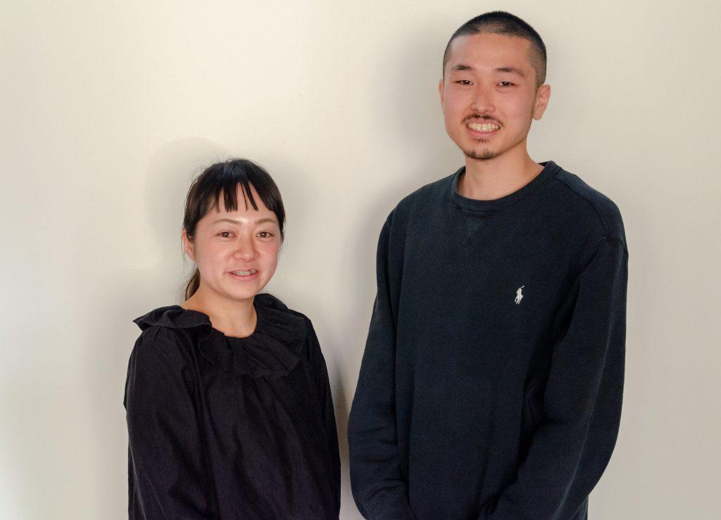 篠原さんと野沢さん