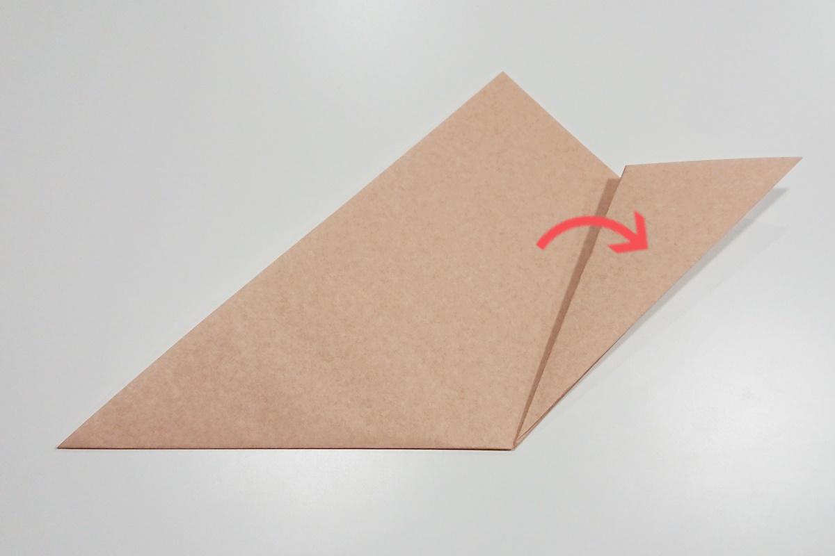 折り方3/かたつむり