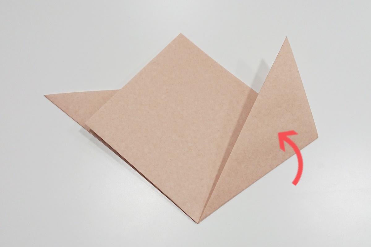 折り方4/かたつむり
