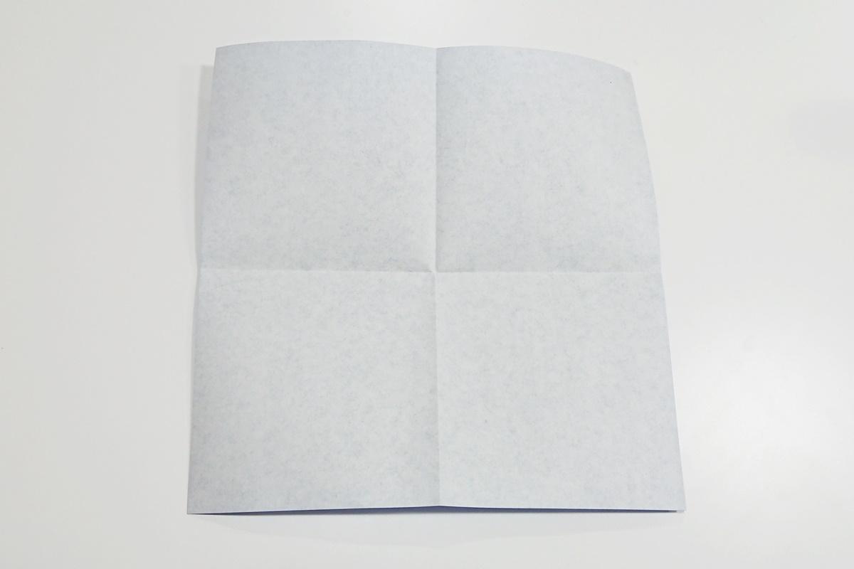 折り方1/傘