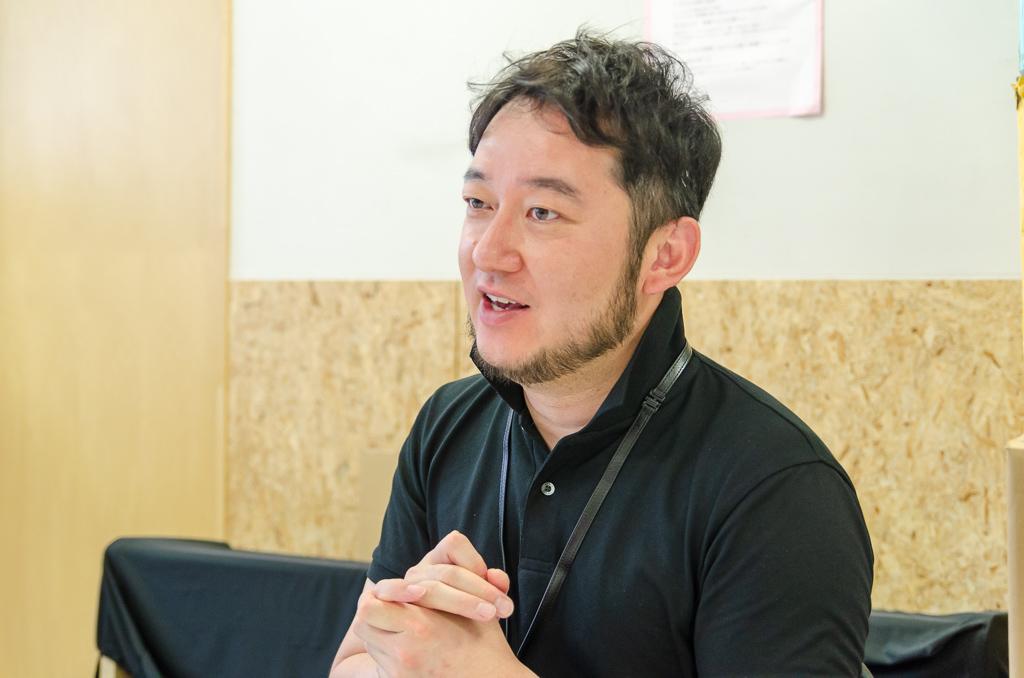 小嶋 泰輔園長先生