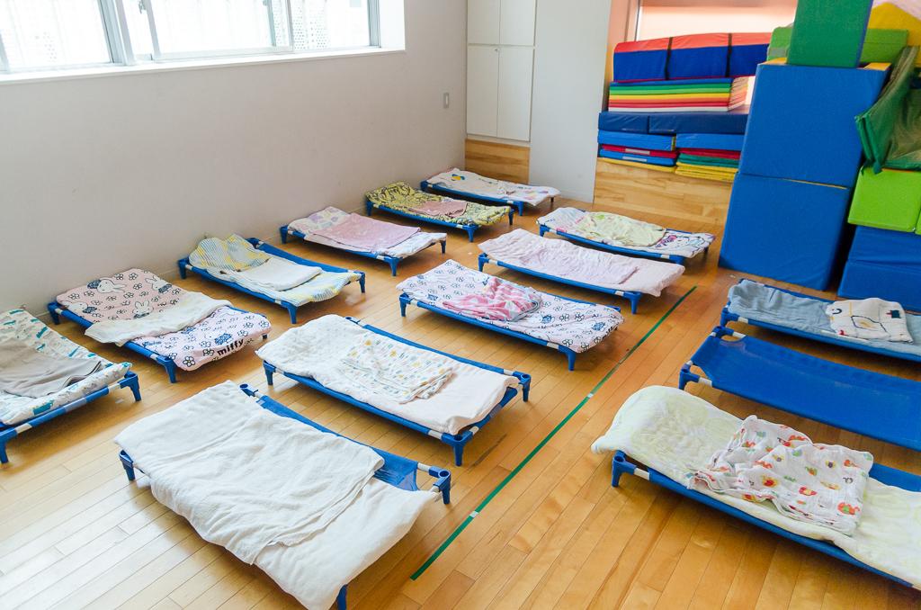 睡眠用のスペース
