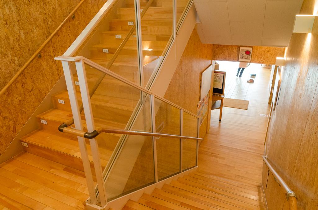 さくらしんまち階段