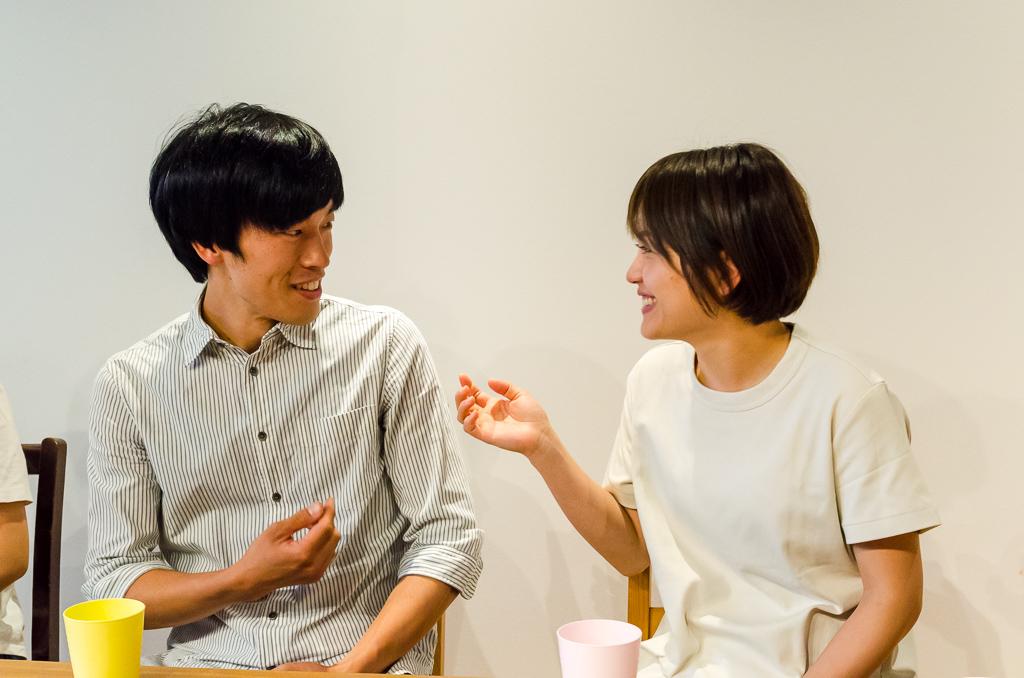 山田さんと古澤さん