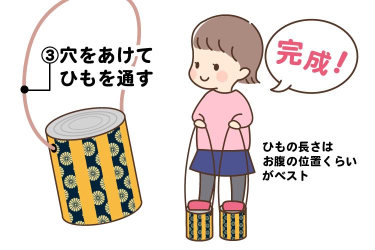 缶ぽっくり作り方2