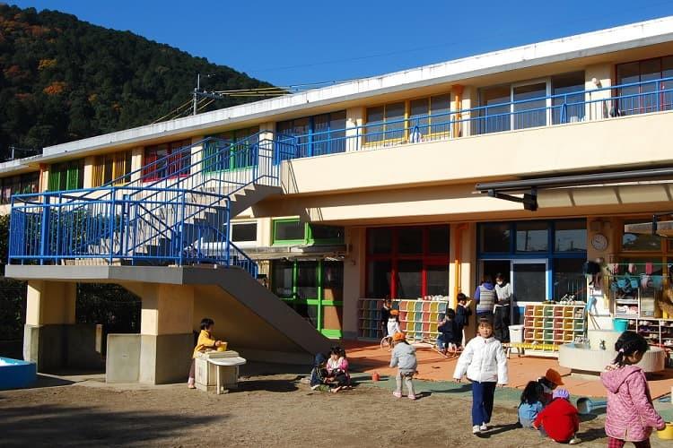 嵐山保育園