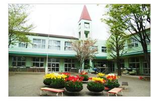 さかえ幼稚園(羽村市)