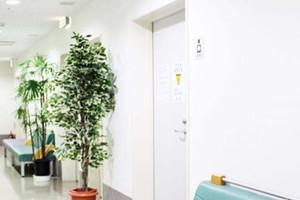 武蔵の森病院内託児室